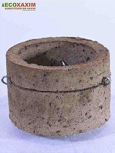 Vaso de Planta Natural Simples 11