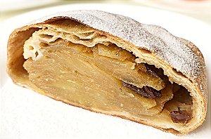 Apfelstrudel (torta de maçã)