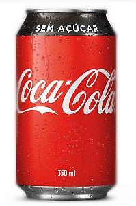 Coca zero (lata)