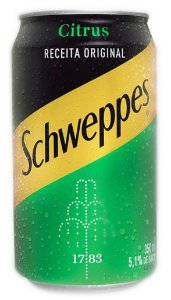 Schweppes Citrus (lata)