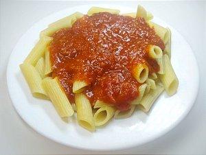 Penne ao molho de tomate