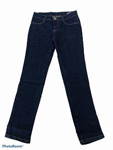 Calça Jeans Básica Infantil Menina Hering Kids - Azul