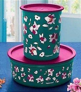 Tupperware Instantânea Slim Beleza da Flora 2 Pecas