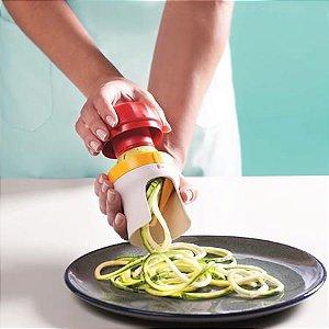 Tupperware Apontador de Legumes Spiral Tagliatelle