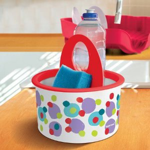Tupperware Porta Detergente Clean Dots Color