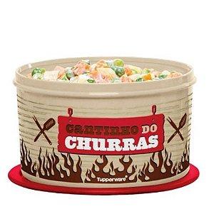 Tupperware Pote Master Cantinho do Churrasco 1,5 Litros