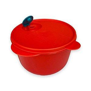 Tupperware Cristalwave Redondo 2 Litros Vermelho