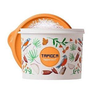 Tupperware Caixa de Tapioca Floral 1,6kg
