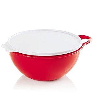 Tupperware Tigela Criativa 3 Litros Vermelha