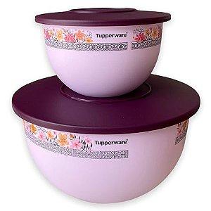 Tupperware Kit Tigela Murano 2 Pecas