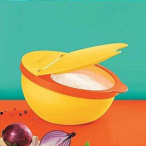 Tupperware Saleiro Amarelo 300g