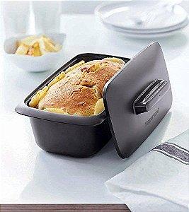 Tupperware Ultra Pro Loaf Pan 1,8 Litros Retangular