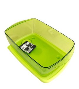 Tupperware Cristalwave Plus 3,5 Litros Policarbonato
