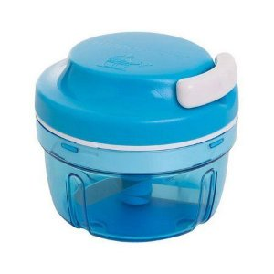 Tupperware Turbo Chef 300ml Azul Policarbonato