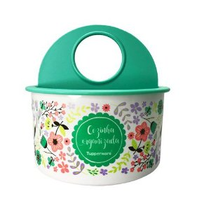 Tupperware Porta Detergente Clean Verde