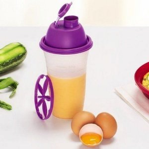 Tupperware Quick Shake 500ml Lilás