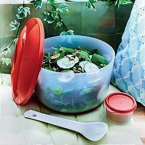 Tupperware Saladeira Plus Portátil 3,9 Litros