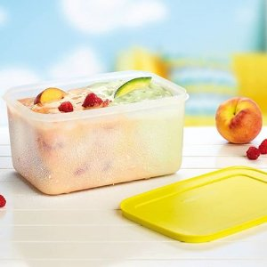 Tupperware Freezer Line 4 Pecas