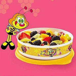 Tupperware Pratinho Zuzubalândia 500ml Amarelo