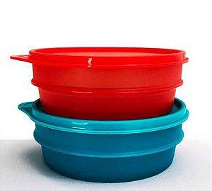 Tupperware Pote Dinâmico 400ml 2 Pecas