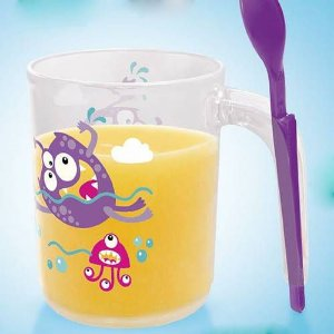 Tupperware Caneca Ilúmina Monstrinhos 350ml