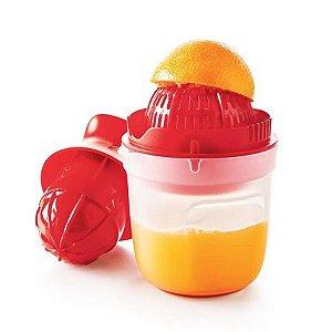 Tupperware Espremedor de Frutas Plus 500ml Vermelho