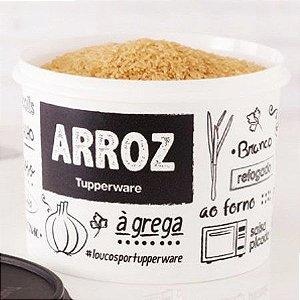 Tupperware Caixa Arroz 2kg PB Fun
