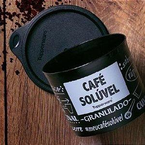 Tupperware Redondinha 500ml Café Solúvel PB