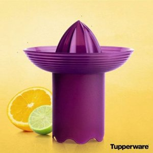 Tupperware Espremedor de Frutas Murano Roxo