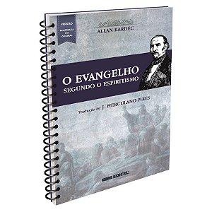 EVANGELHO SEGUNDO O ESPIRITISMO (O) EDICEL ESPIRAL-80605