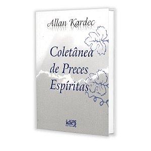 COLETÂNEA DE PRECES ESPÍRITAS IDE BOLSO (477)