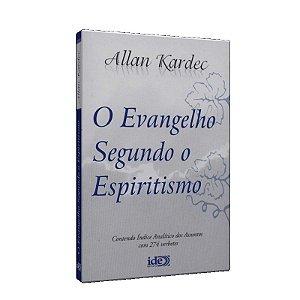 EVANGELHO SEGUNDO O ESPIRITISMO (O) IDE BOLSO-74308