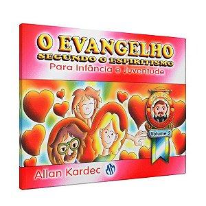 EVANGELHO SEGUNDO O ESPIRITISMO PARA INFÂNCIA E JUVENTUDE VOL II