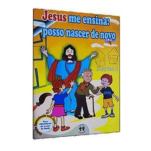 JESUS ME ENSINA POSSO NASCER DE NOVO-JD II