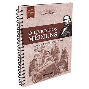 LIVRO DOS MÉDIUNS (O) - EDICEL ESPIRAL (80881)