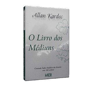 LIVRO DOS MÉDIUNS (O) IDE BOLSO (74290)