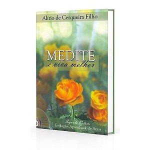 MEDITE E VIVA MELHOR - VOL 2 COM CD