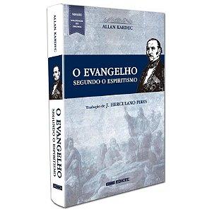 EVANGELHO SEGUNDO O ESPIRITISMO (O) EDICEL - 80604