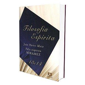 FILOSOFIA ESPÍRITA - VOLS. 13 E 14