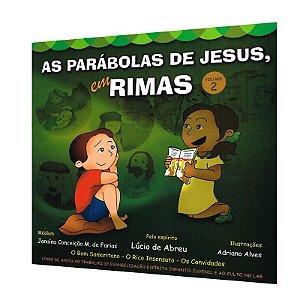 PARÁBOLAS DE JESUS EM RIMAS (AS) - VOL. 2