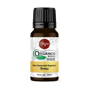 OLEO ESSENCIAL ORGANICO BREU BRANCO ORGAN 10ML