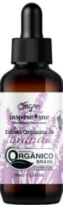 EXTRATO ORGANICO LAVANDA INSPIRIME 30ML