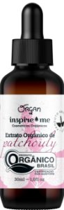 EXTRATO ORGANICO PATCHOULY INSPIRIME 30ML