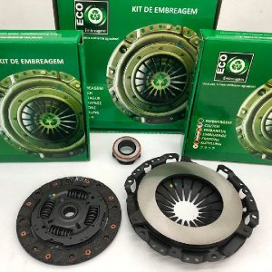 Kit Embreagem Vw Gol Bola 1.0 Ano 92 93 94 95 Cht