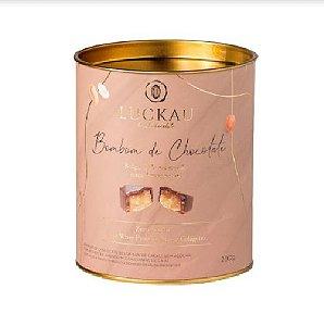 Luckau Bombom De Chocolate Belga Zero Açúcar54% Amendoim c10