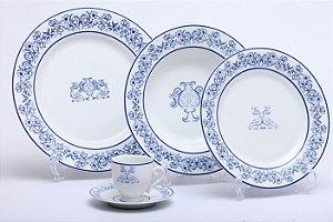 Aparelho de Jantar Barcelos 30PÇS em Porcelana