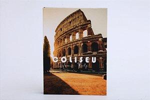 Livro Caixa Coliseu