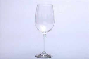 Conjunto de Taça para Vinho Tinto de Cristal 4pçs