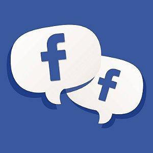 Comentar produto pelo Facebook