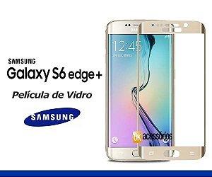 Película de Vidro para Galaxy S6 Edge Plus.
